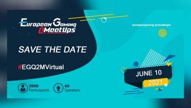 Photo of European Gaming Q2 Meetup se llevará a cabo el 10 de junio
