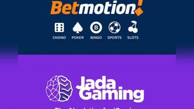 Photo of Jada Gaming se asocia con Betmotion para potenciar su oferta online