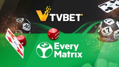 Photo of TVBET firma una asociación con el proveedor B2B de juegos EveryMatrix