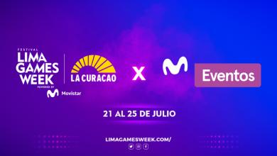 Photo of Lima Games Week 2021 será transmitido durante cinco días en el canal de Movistar Eventos