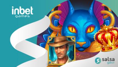 Photo of Juegos de InBet Games se lanzan en vivo en la plataforma Salsa Gator