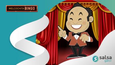 Photo of Salsa Studio expande su portafolio de contenido localizado con el lanzamiento de Melcochita Bingo