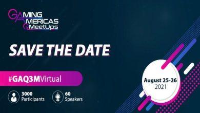 Photo of Gaming Americas Q3 Meetup tendrá lugar el 25 y 26 de  agosto
