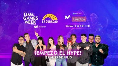 Photo of Lima Games Week 2021 unirá a toda la comunidad gamer en su tercera edición