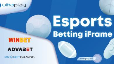 Photo of El iFrame de apuestas de deportes electrónicos de UltraPlay crece en popularidad
