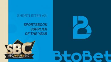 Photo of Btobet nominado en dos categorías de los premios SBC Latinoamérica