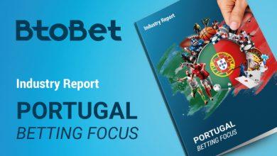 Photo of BtoBet, proveedor líder de plataformas de apuestas deportivas, publica informe sobre el mercado portugués