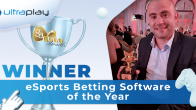 Photo of UltraPlay ganó su segundo premio IGA Esports