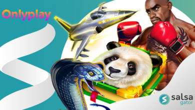 Photo of Salsa Technology lanza bibliotecas de juegos instantáneos de Onlyplay