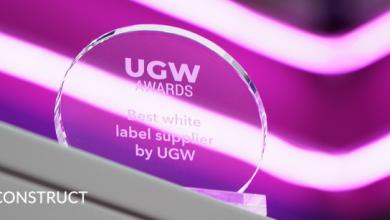 Photo of BetConstruct es el mejor proveedor de marca blanca en los premios UGW