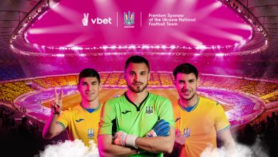Photo of VBET se ha convertido en el patrocinador «Premium» de la Selección Nacional de Fútbol de Ucrania