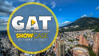 Photo of GAT Showcase la gran sala del juego en Bogotá