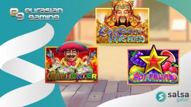 Photo of Salsa Technology lanza títulos de Eurasian Gaming en su agregador de juegos