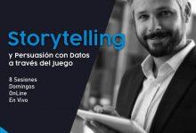 Photo of Certificación Internacional en Storytelling y Persuasión con Datos a través del juego